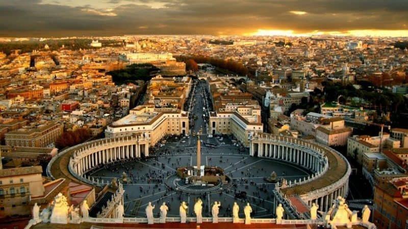 History of Vatican City