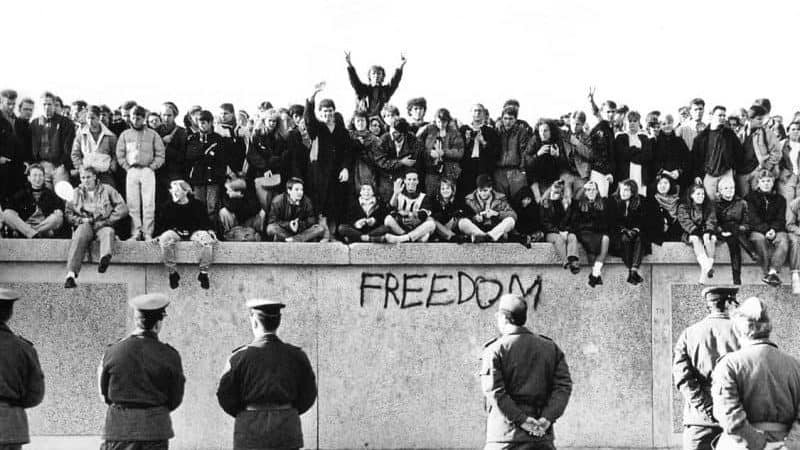 Accidental Freedom: The Fall of the Berlin Wall 1