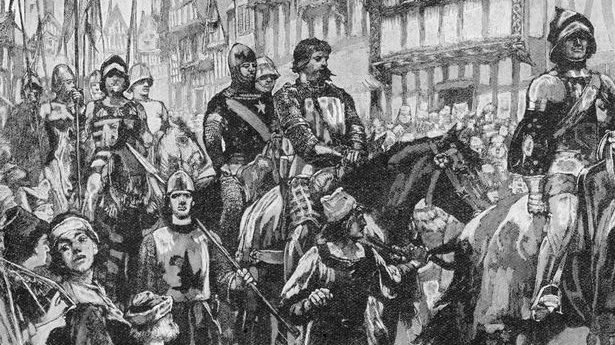 FREEDOM! The Real Life and Death of Sir William Wallace 2