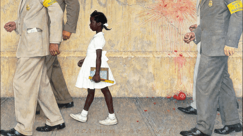 Ruby Bridges: The Open Door Policy of Forced Desegregation 2