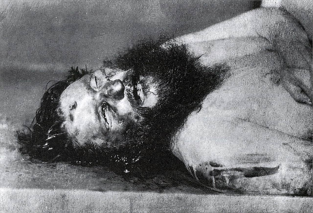 FInding his body has answered few questions about Rasputin's death