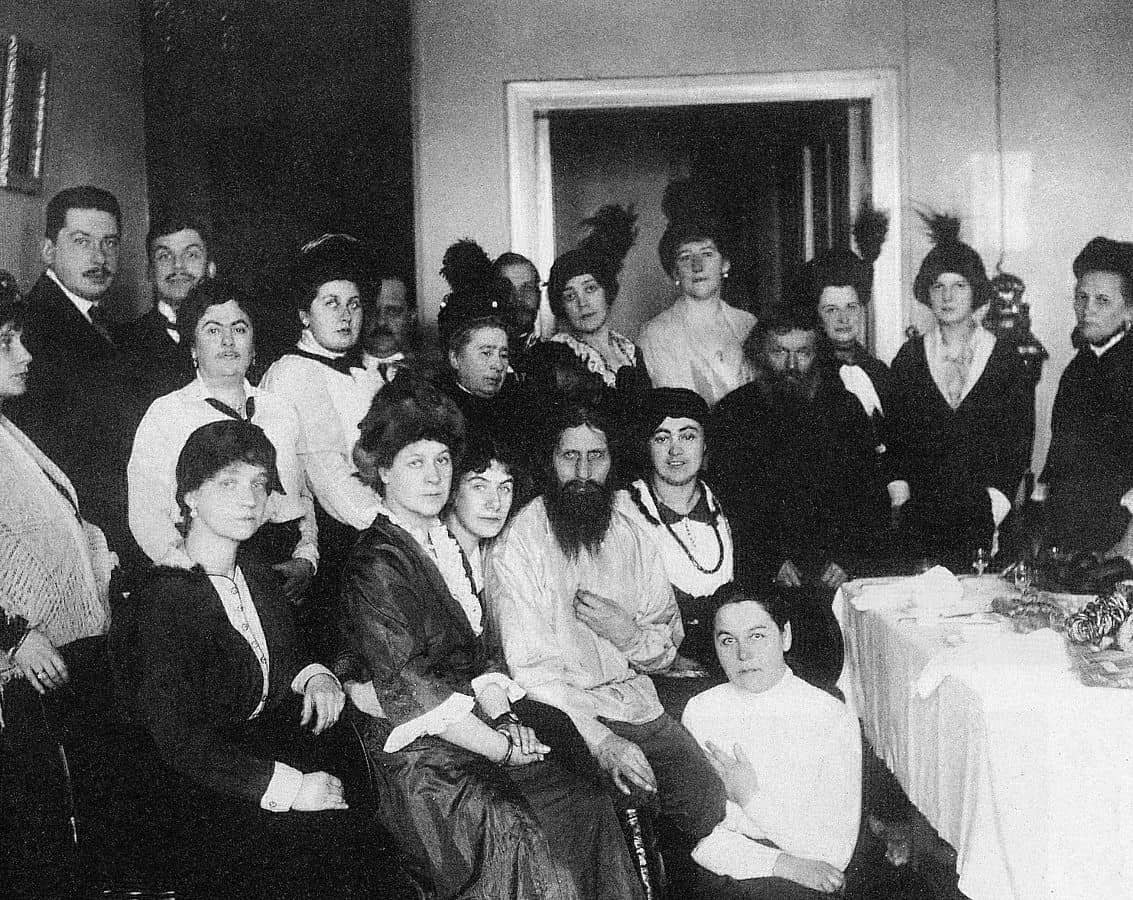 ALthough Rasputin's influence was exaggerated, he did become close to the royal family.