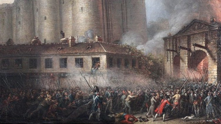 Seize the Fort: The Storming of the Bastille 1