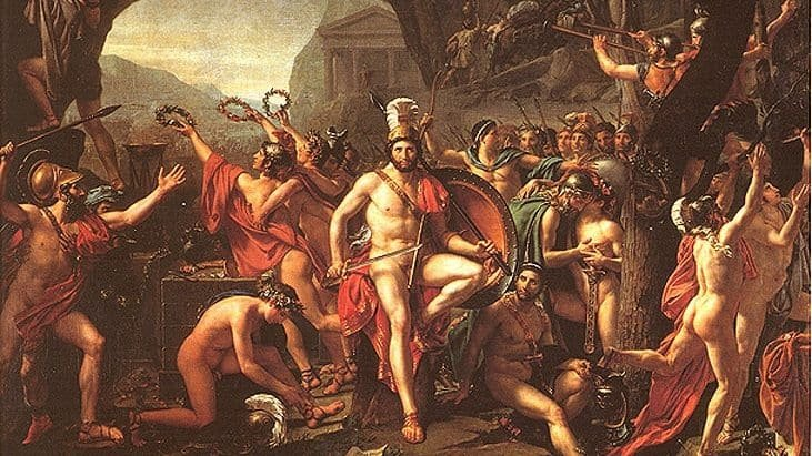 The Battle of Thermopylae: 300 Spartans vs the World 5