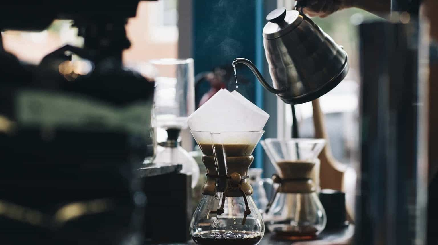 History of Coffee Brewing 1