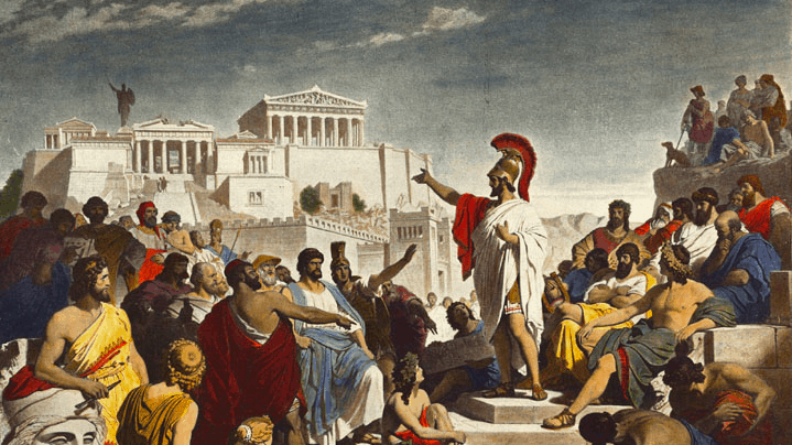 Athens vs. Sparta: The History of the Peloponnesian War 1