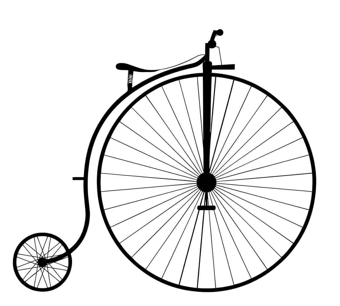 The History of Bicycles 1