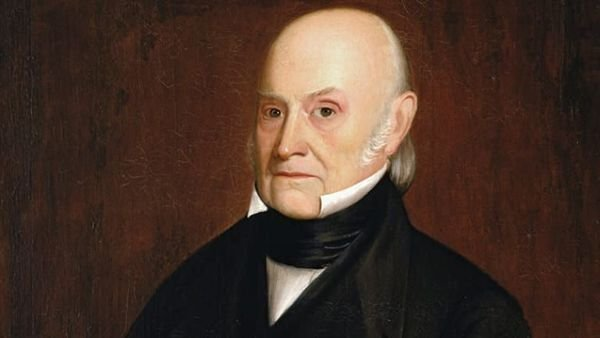 John Quincy Adams, 2nd President of the United States