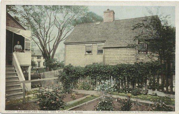Plymouth settlement, Massachusetts
