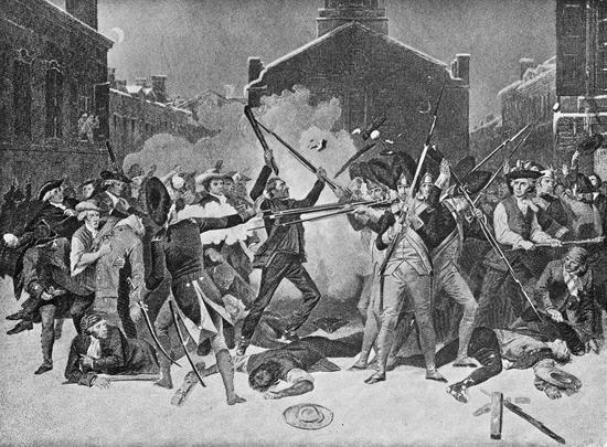 battles between loyalists and separatists