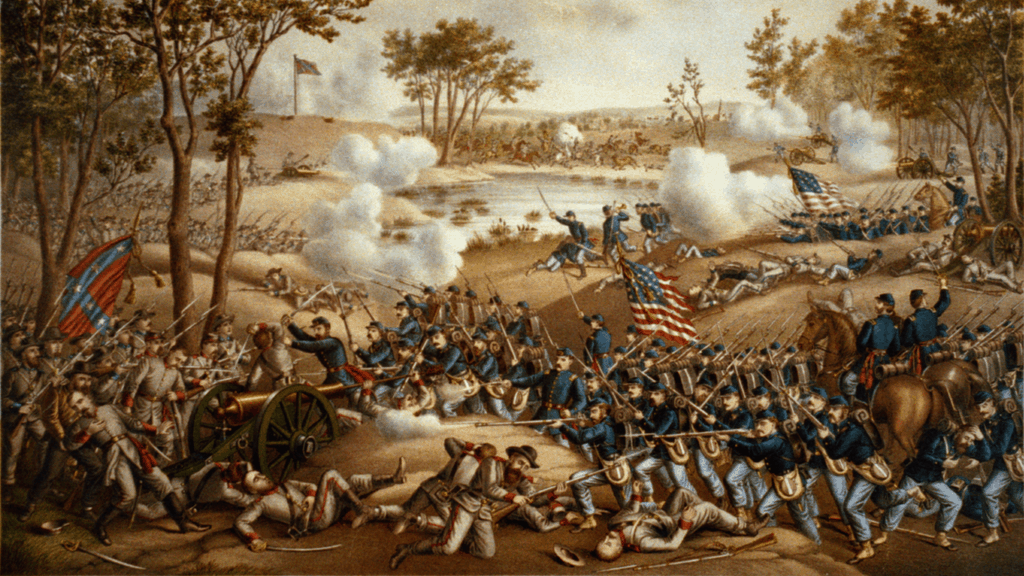 The American Civil War: Dates, Causes, and People 2