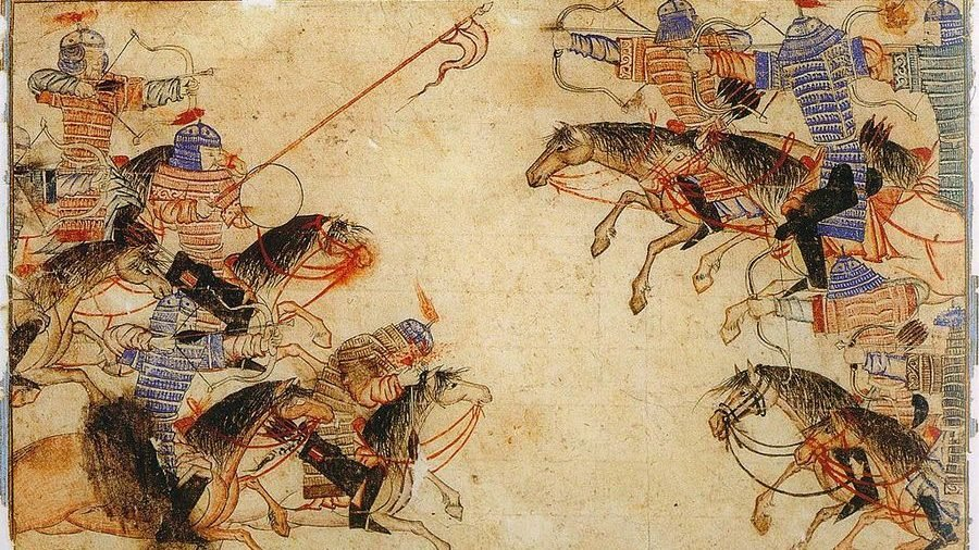 The Mongol Empire: Genghis Khan and His Warrior Horde Dynasty 3