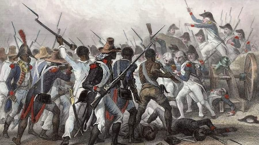 The Haitian Revolution: The Slave Revolt Timeline in the Fight for Independence 2