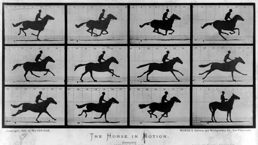 The First Movie Ever Made: Why and when films were invented 1