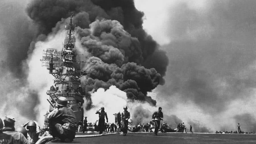 The Battle of Okinawa 2