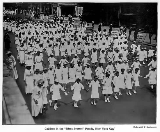 The Silent Parade