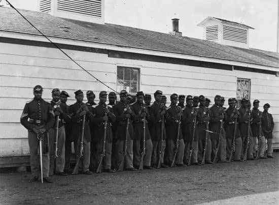 United states colored infantry