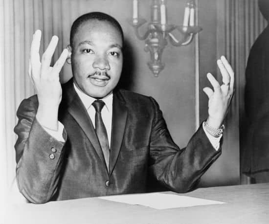 Martin Luther King jr,
