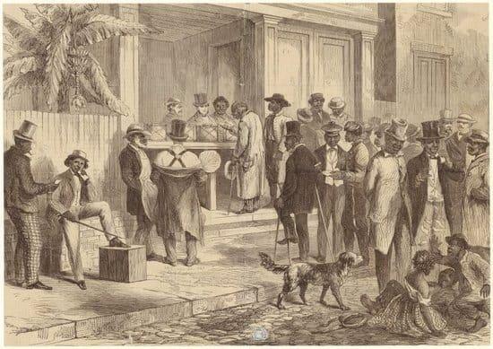 Jim Crow freedmen