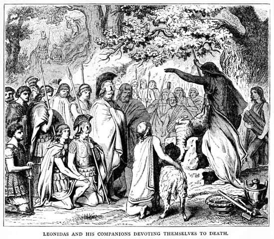 Leonidas' last stand