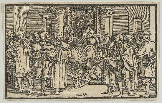 Archidamas, King of Sparta