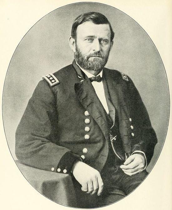 Gen. Ulysses S.Grant