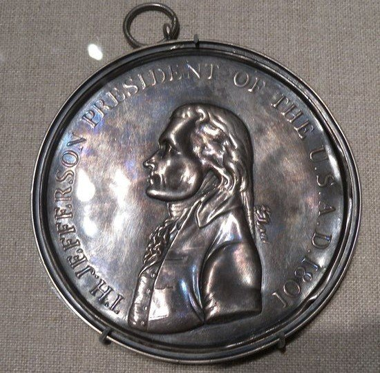 Indian Peace Medal