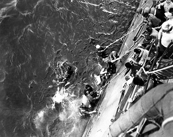 Battle of the Coral Sea 1