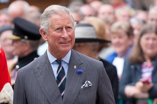 A picture of Charles, Prince of Wales, taken in 2012.