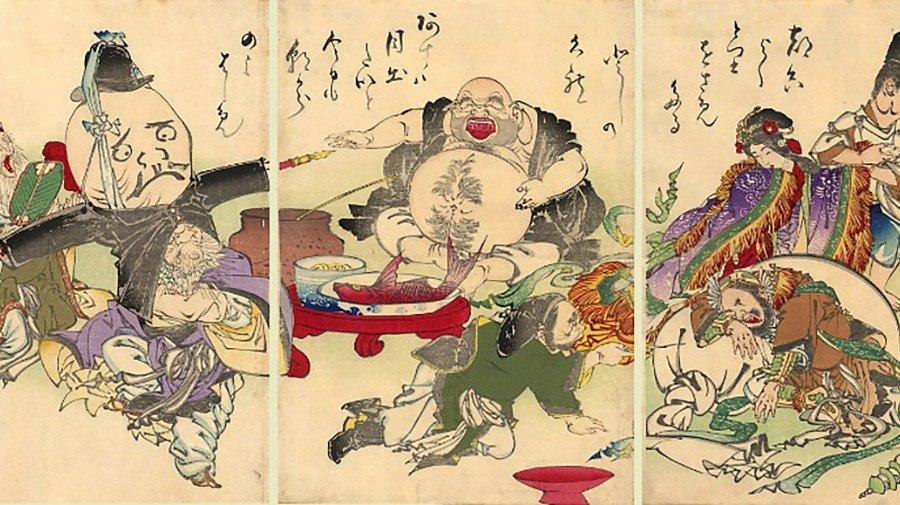 Japanese Gods and Mythology: The Shinto Religion 1